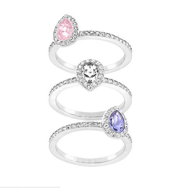 施华洛世奇 Christie戒指套装   $124.50