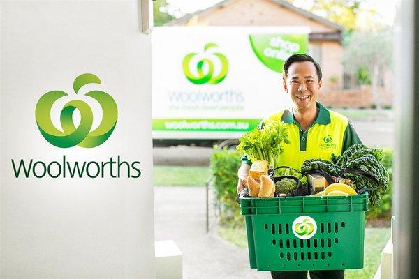 Woolworths Online 代金券 团购价可享九折优惠!