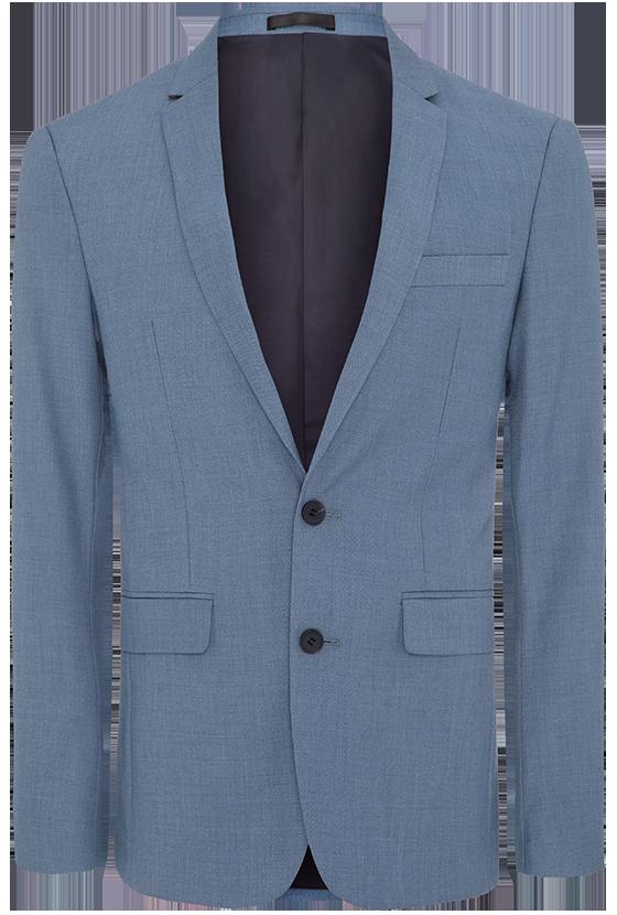 YD 凯迪刚蓝色男士西装 现价$199.99
