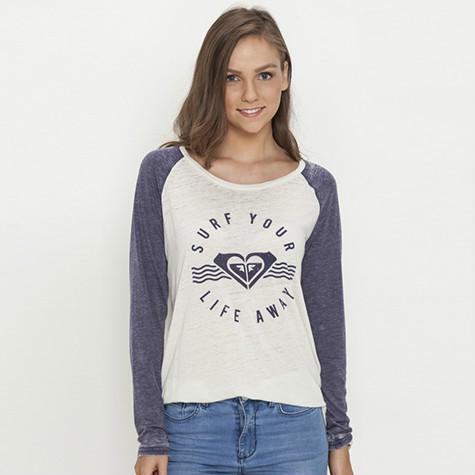 Roxy 女子长袖T恤  $19.00