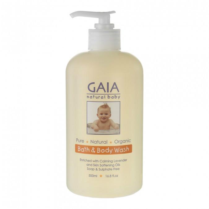 GAIA 天然婴儿沐浴乳  $14.39