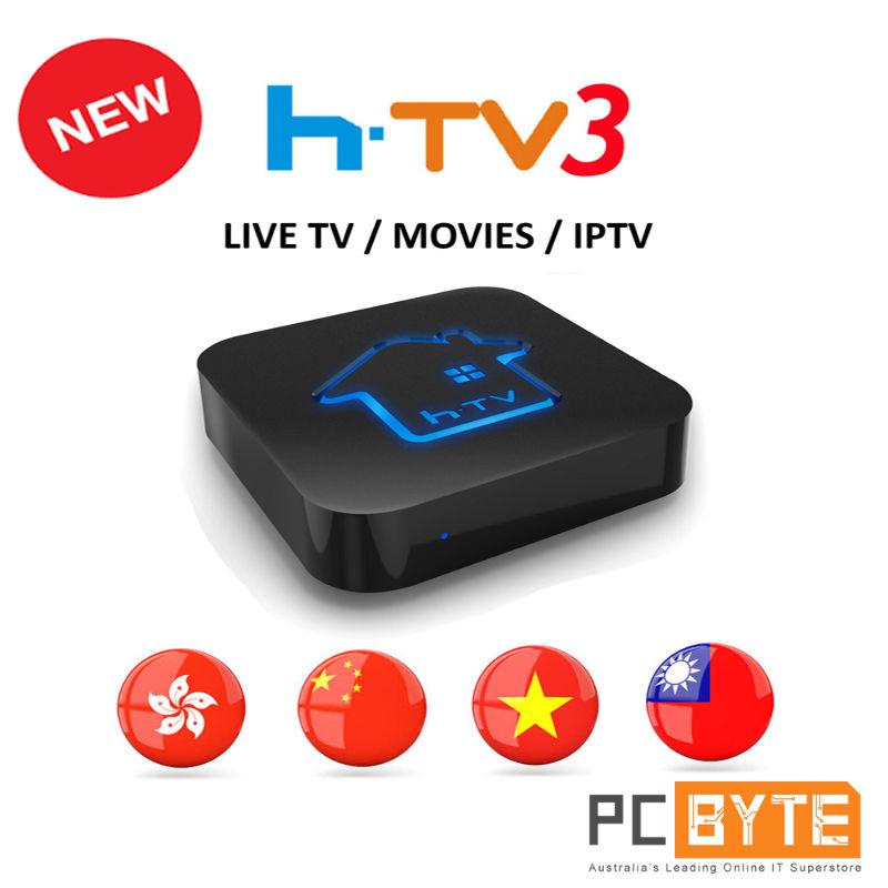 HTV-3  超清机顶盒 第三代 折后$207.96!