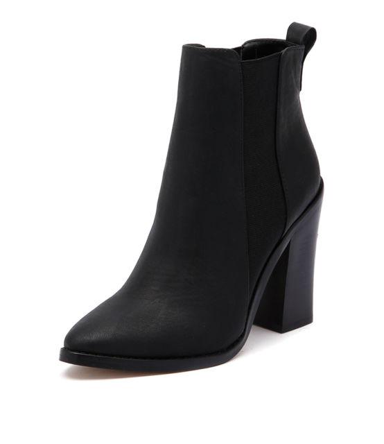 Lipstik Marvelz 女式休闲短靴 – 黑色 $82.47!