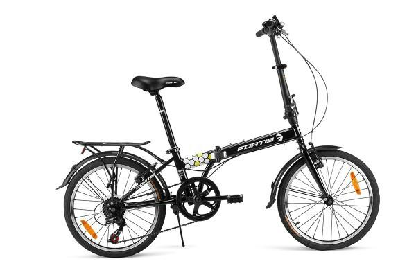富通城市旅行者 20寸折叠自行车 $189