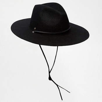 Brixton 女士宽檐帽 现价$78!