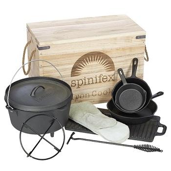 Spinifex 户外炊具套装 现价$101.99!