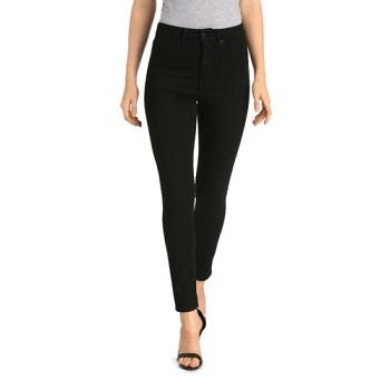 Lee 黑色高弹女式牛仔裤  现价$119.96!