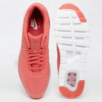 Nike Air Max 1 男士运动鞋 – 红色 现价$115!