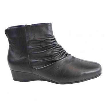 GROSBY Tiffany 女子低帮皮靴 团购价$49!