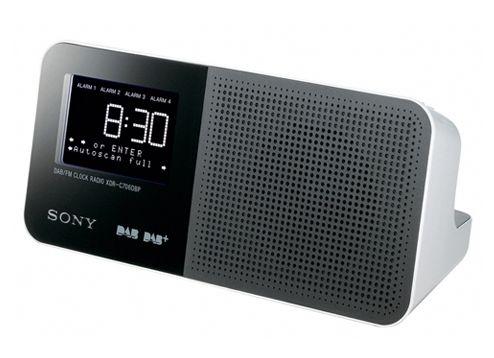 Sony/索尼 XDR-C706DBP FM DAB+ 数字时钟收音机 折后$65!