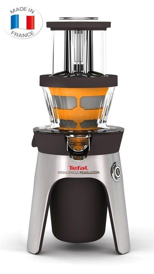 Tefal/特福 ZC500原汁机榨汁机低速慢磨果汁机 现价$103.20!