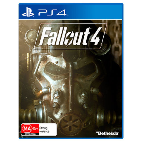 全新PS4游戏光盘 辐射4 正品现货 现价$69!