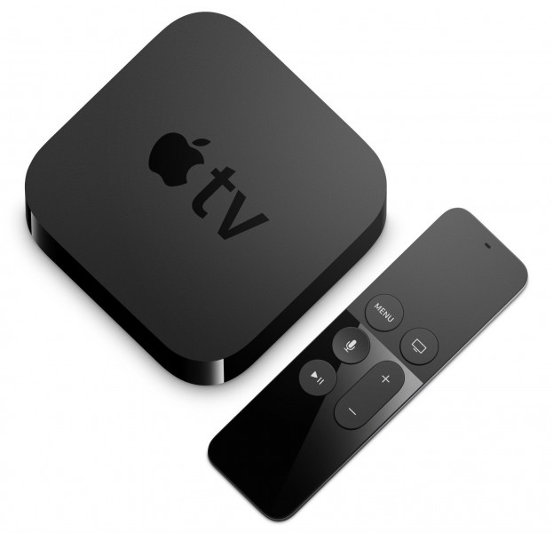 苹果 第四代 Apple TV 64GB 折后只要$327!