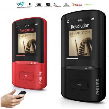 PHILIPS/飞利浦 GoGear 4GB MP3/MP4 音乐/视频播放器 团购价$39!