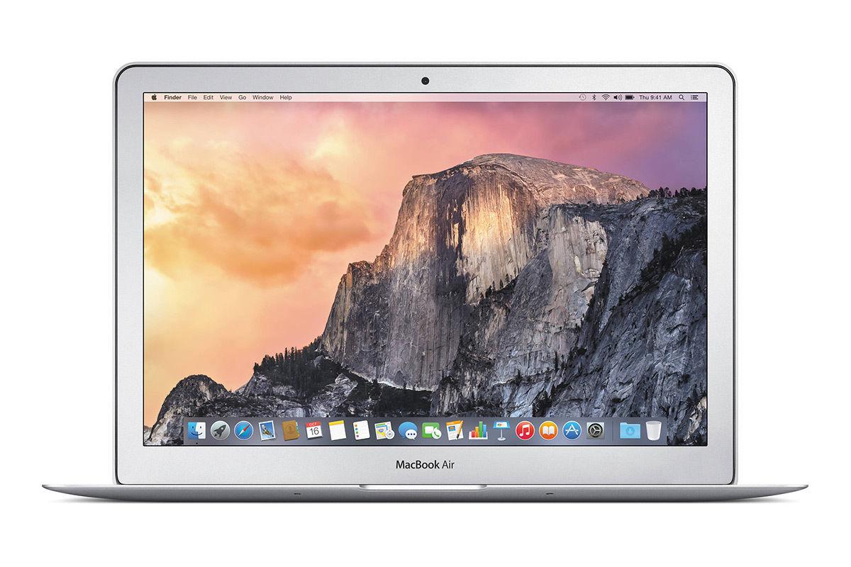 苹果 13″ MacBook Air MJVE2 (1.6GHz i5, 128GB) 折后只要$999!