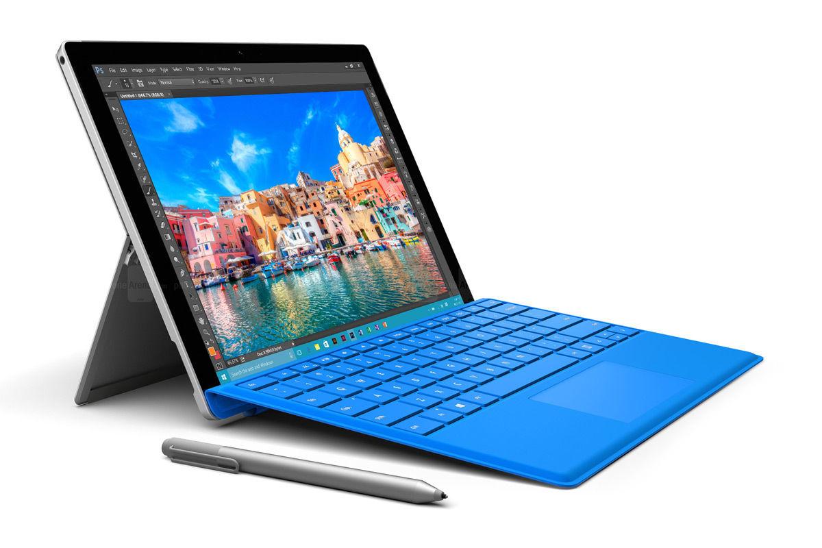 Surface Pro 4 低配版(i5/4GB/128GB)折后只要$1155!