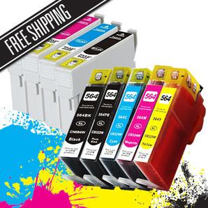 HP, Canon, Xerox, Brother, Samsung, Epson 等品牌打印机耗材 墨盒、炭粉等 团购价仅从$29起!