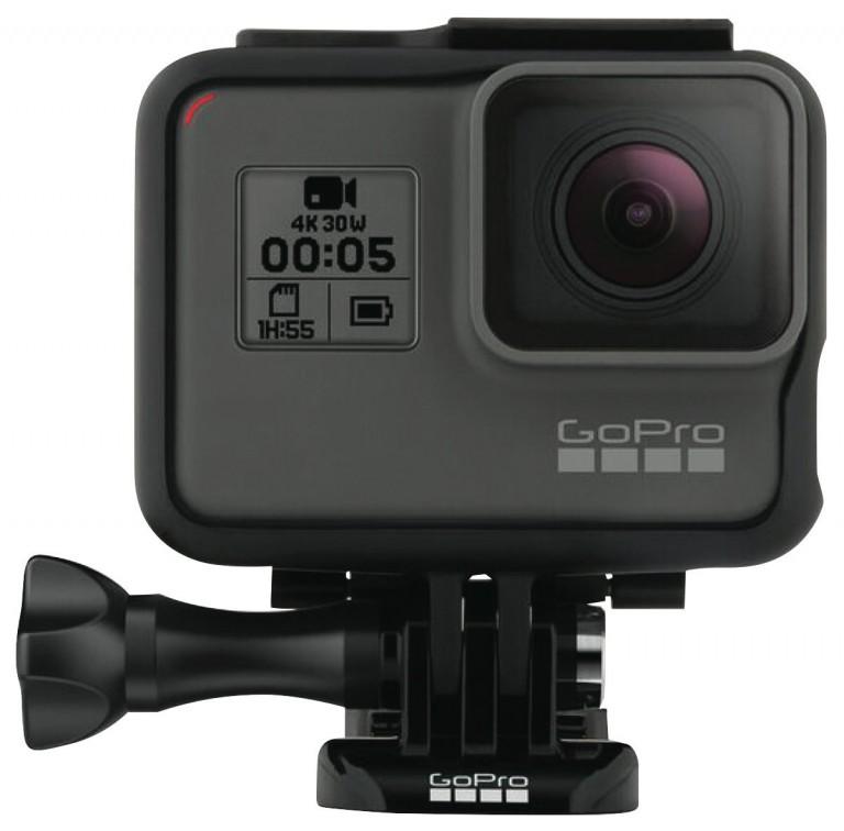 最新款 GoPro Hero5 Black 超高清4K运动摄像机 现价$530!