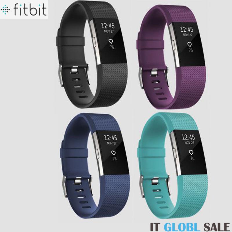 新款 Fitbit Charge 2 智能时尚运动手环 – 四色可选 折后$182!