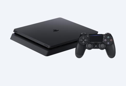 索尼澳洲官网:PlayStation4 Slim 500GB 游戏主机 黑色版 – 6折优惠!
