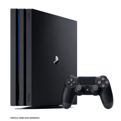 索尼官网:Sony  PS4 Pro 游戏主机 1TB 黑色版 特卖!