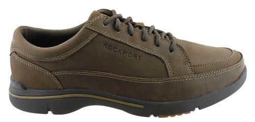 ROCKPORT Cityplay Mudguard 男士休闲健步鞋 巧克力色 折后$80!