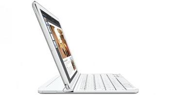 罗技iPad AIR 2 磁力夹式键盘保护套 折后$31.2!
