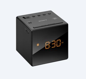 索尼官网圣诞特惠:ICFC1B 方形闹钟收音机 黑色 现价$22!
