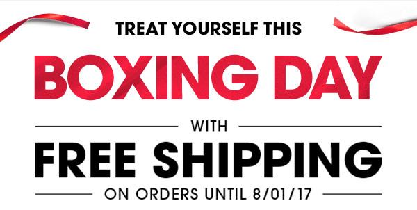 """运动品牌 New Balance 澳洲官网""""Boxing Day"""" 活动:购买任意商品均可澳洲境内免费邮寄!"""
