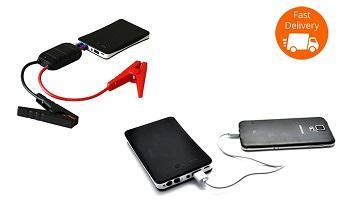 智能手机移动电源/汽车发动器应急移动电源 团购价$59!