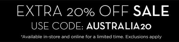 澳洲奢侈品牌 Oroton 国庆节活动:低至3折的Outlet类商品用码后再享额外8折优惠!