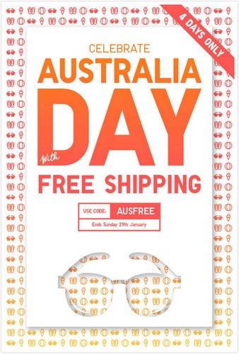 Uniqlo/优衣库 国庆节活动:全场任意订单 均可澳洲境内免费邮寄!