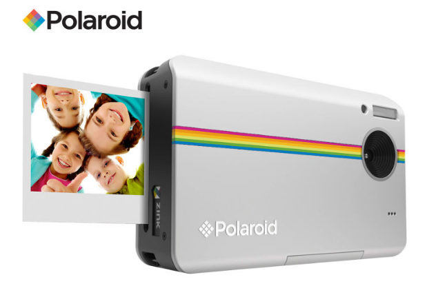 宝丽来/Polaroid Z2300 拍立得数码相机 白色版 现价$298!