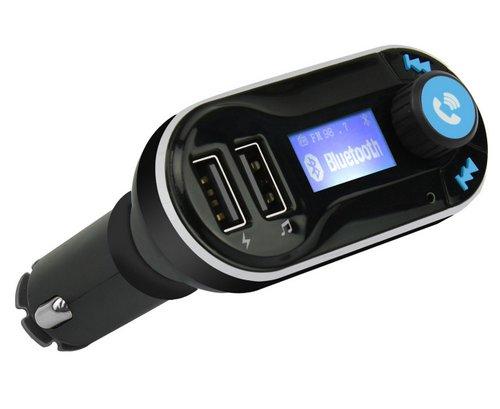 Mbeat USB智能车载充电器 蓝牙播放器 到手价$34!