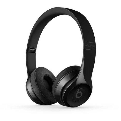 Beats Solo3 Wireless 头戴式无线蓝牙耳机 – 炫黑色 折后$329!