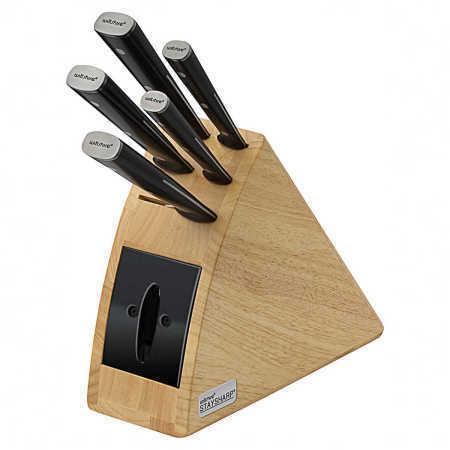 Wiltshire Staysharp 刀具6件套 现价只要$47.5!