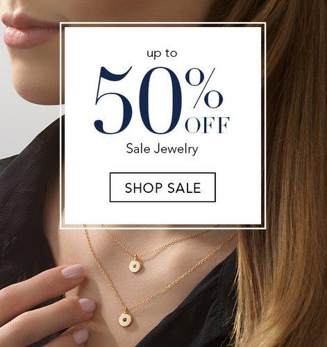 珠宝首饰特卖网站 Blue Nile 部分特价类商品 低至5折!