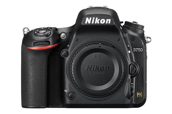 Nikon/尼康 D750 单反相机 折后$1802!