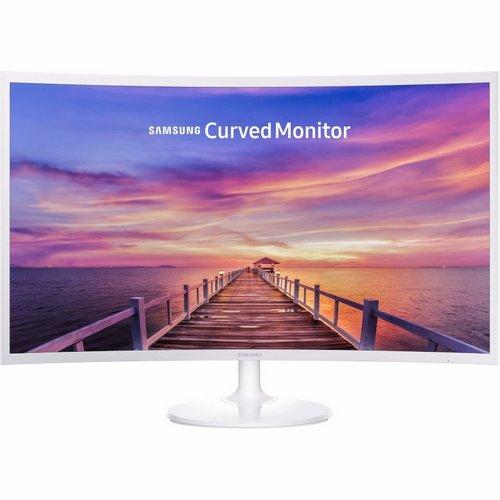 SAMSUNG 三星 C32F391FW 32寸 1080P高清 曲面显示器 45折优惠!
