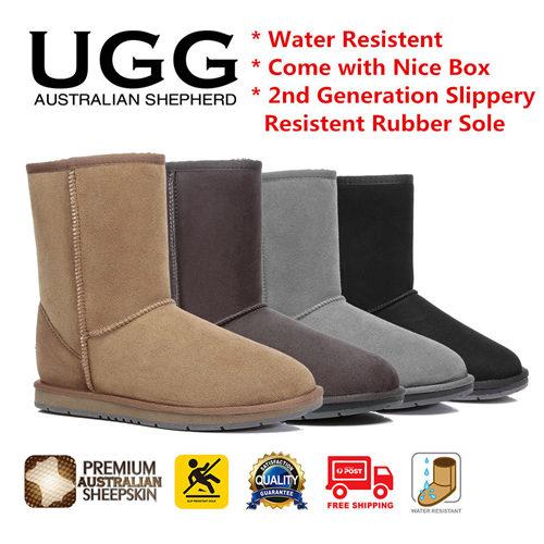 UGG Boots 防水防滑经典短款 UGG 折后只要$75!