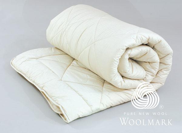 WoolMark Queensize 550GSM 羊毛被 折后只要$95!