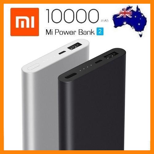 小米移动电源2 10000mAH – 黑白两色可选 折后$26!