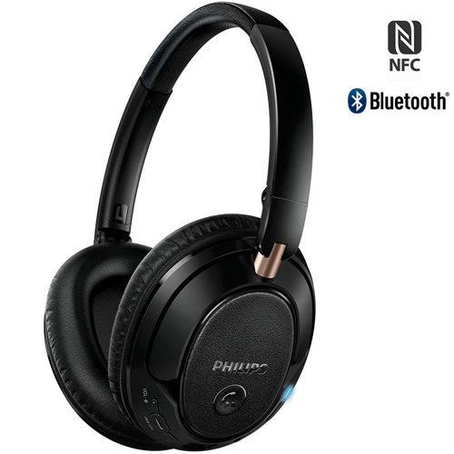 飞利浦/Philips SHB7250 无线蓝牙耳机 黑色版 折后只要$66!