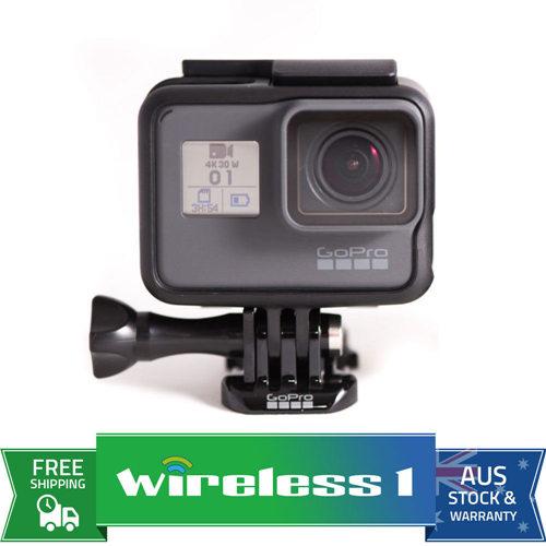GoPro Hero5 Black 超高清4K运动摄像机 折后只要$323!