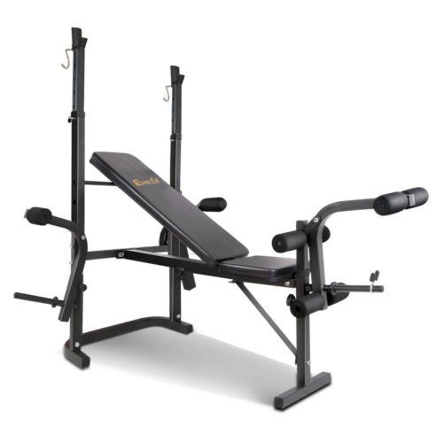 Everfit 多功能重量训练椅 家庭健身器材 折后只要$103!