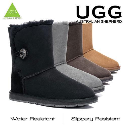 防水防滑短款 UGG Boots 四色可选 折后只要$71!