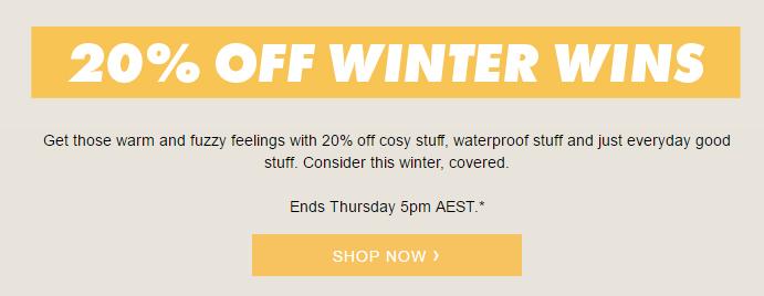时尚网站 ASOS 冬季服饰 鞋子等多种商品 8折优惠!