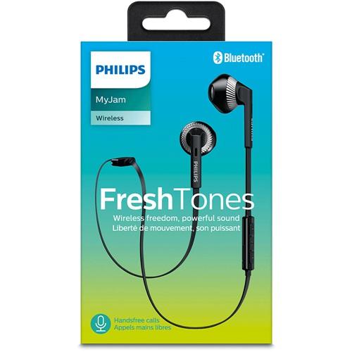 Philips SHB5250BK 无线蓝牙耳机   折后只要$71!