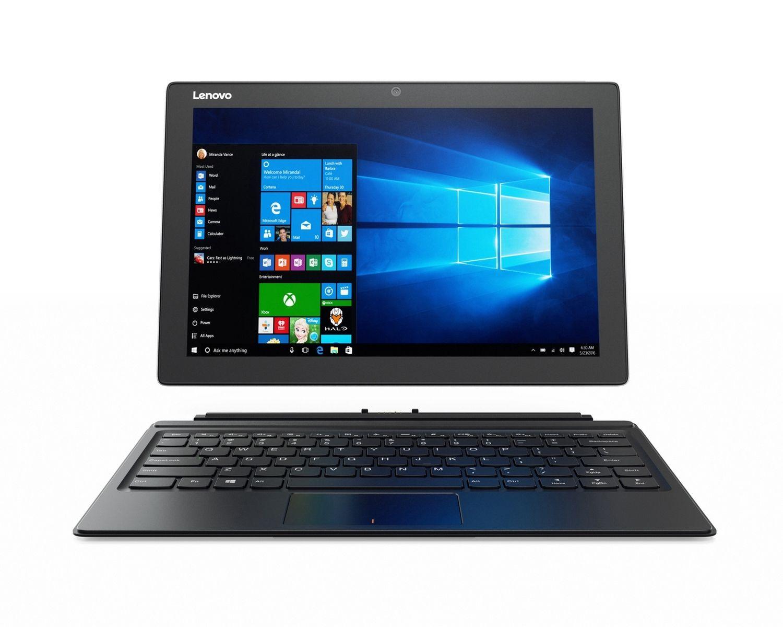 联想 Miix510 尊享版二合一平板电脑12.2英寸(i5 8G内存/256G 内含键盘/触控笔) 折后$760!