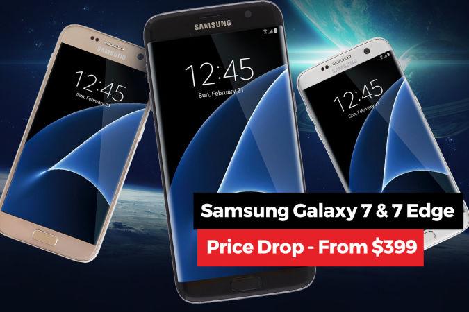 澳洲特卖网站 Catch 二手三星 Galaxy S7 / S7 Edge 低至半价优惠!